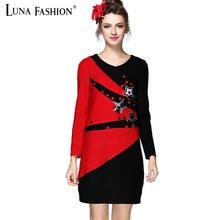 5XL plus size women clothing 4XL 3XL 2XL 2015 autumn winter long sleeve bodycon dresses sweater dress casual ladies dresses