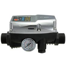 Lo nuevo 220 V 1.1KW Bomba Automática Controlador de Presión Electrónico Interruptor de Control Para La Bomba De Agua Mejor Precio Precio Favorable
