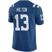 Men's Andrew Luck 12# T.Y. Hilton #13 Royal Color Rush Limited Jersey Free Shipping(China (Mainland))