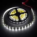 Free Shipping 5m Lot 5630 SMD 300 Chips Flexible LED Strip White color 12V Led Tape