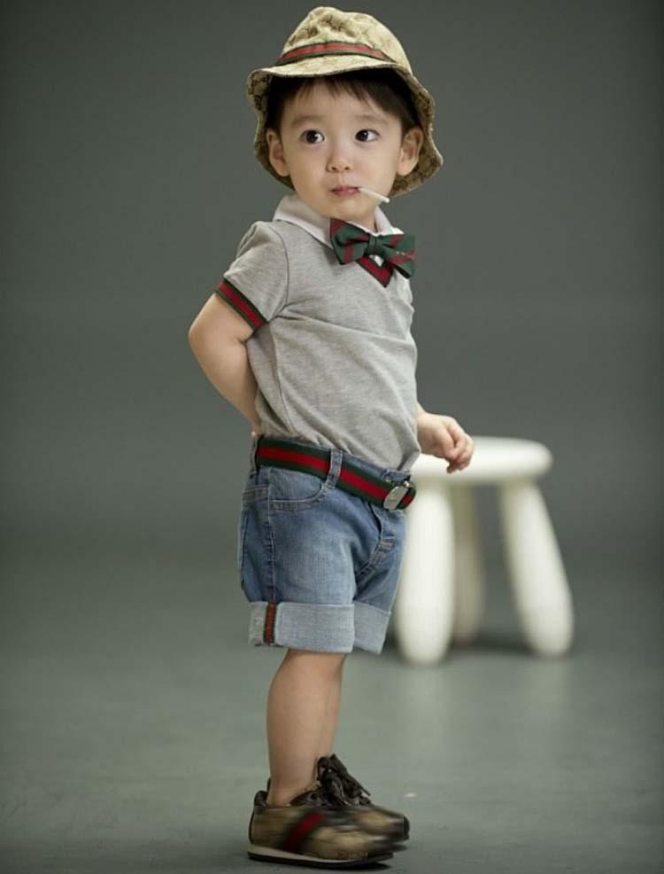 Boys Designer Clothes Brand Baby Boys Clothing Set Brand
