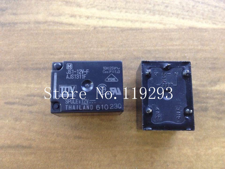 [SA]original JS1-12V-F AJS1311F 12VDC relay 61023Q genuine original--5 - SA ELECTRONICS TECHNOLOGY LIMITED store