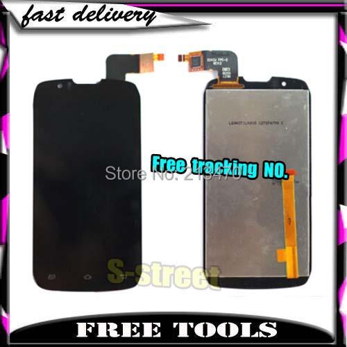 """ 5243J FPC-2 "" DNS S4502 Original IPS&Pentagram Mon ster&Highscreen boost &innos D9 D9C display +Digitizer Touch LCD"