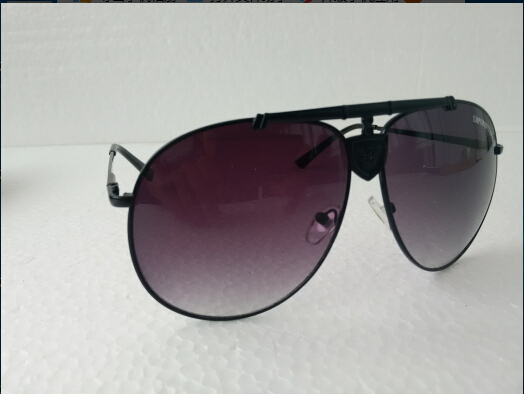 2015 new fashion Italy men's glasses sunglasses world-renowned luxury men metal frame glasses Send packing boxes free shipping(China (Mainland))