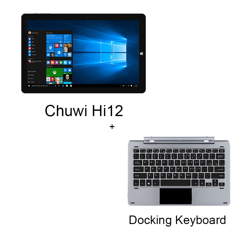 moreWe chuwi hi12 dual boot windows 10 android 5 1 tablet pc 12 inch 64gb 4gb ram usb 3 0 wireless