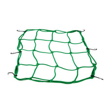 New arrival 6 Hooks Motorcycle Hold down Fuel Tank Mesh Net Luggage Helmet Mesh Net Mesh Bungee Mesh 5 colors hot selling~(China (Mainland))