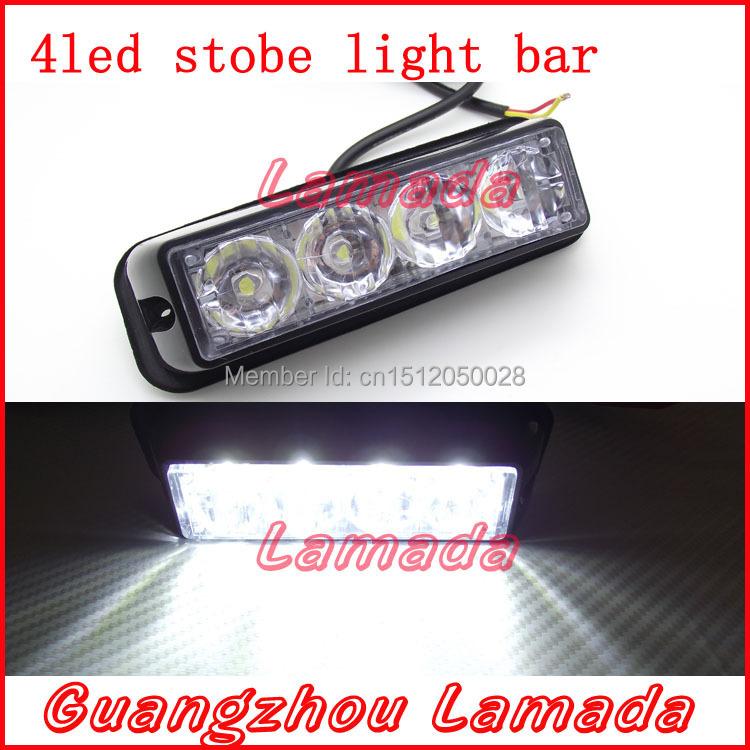 strobe lights vehicle strobe light bar car warnning lights truck led. Black Bedroom Furniture Sets. Home Design Ideas