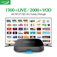 Buy T95Rpro TV Box Android 6.0 Amlogic S912 2G 16G Octa Core Wifi Arabic Europe French IPTV Channels QHDTV Subscription Top Box for $67.79 in AliExpress store