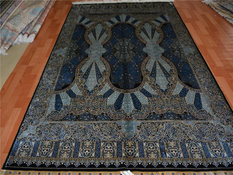 Compra alfombras de seda de china online al por mayor de for Alfombras chinas
