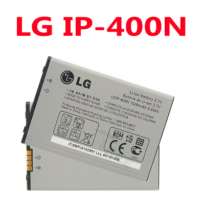 OEM LG IP 400N 1500mAh Battery For LG Optimus LS670 MS690 P500 GT 540 LW690 GX200