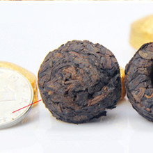 15Pcs Puer Tea Black Tea Flavor Pu er Puerh Tea Chinese Mini Yunnan Puer Tea Gift