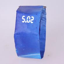 Creative Paper Watch LED Waterproof Clock Tyvek Paper Strap Digital Watches Sport Watch Relogio Feminino Women Watch Men Student(China)