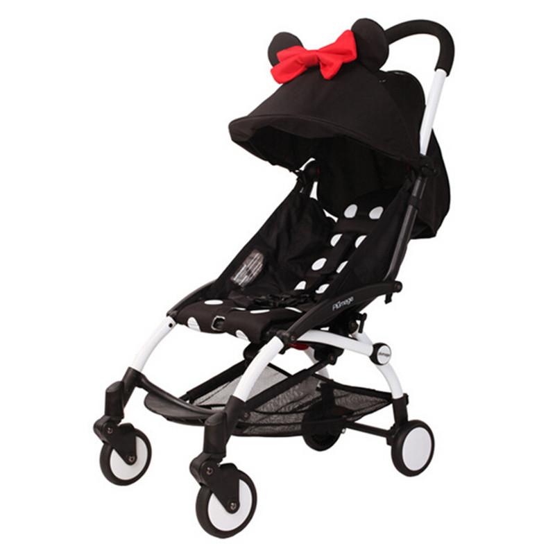 Light weight stroller high chair Folding Baby Stroller Pram Children Pushchair landscape high strollers system Lightweight prams<br><br>Aliexpress