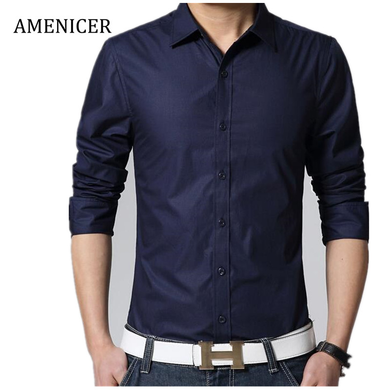 New arrival 2016 man dress shirts long sleeves camisas de for Wine colored mens dress shirts
