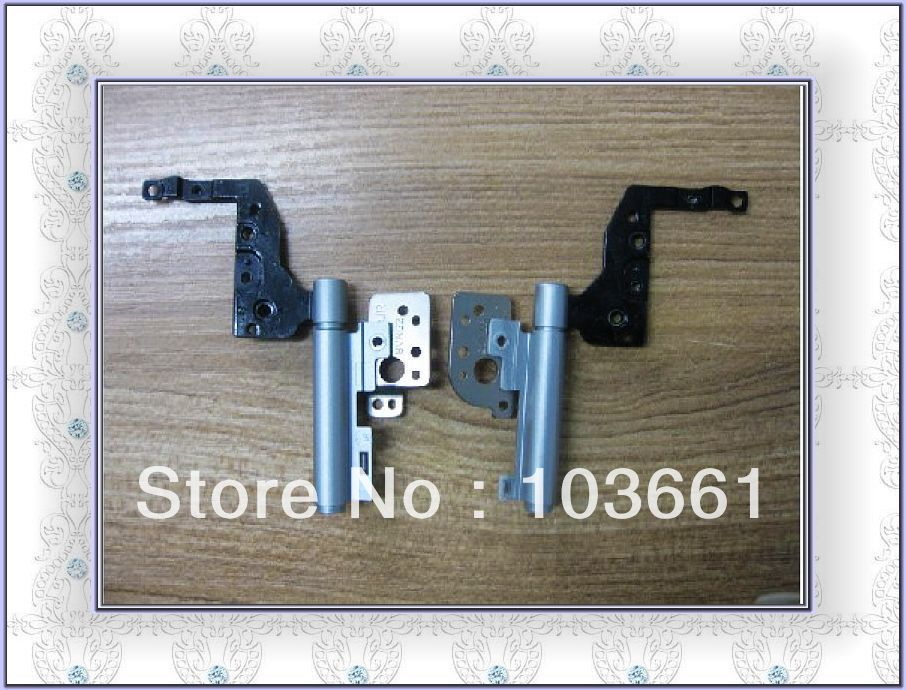 Original For DELL Latitude E5420 laptop 97J25 8VNG2 Left&Right LED display Panel Hinges with cover(China (Mainland))