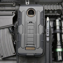 Buy Hybrid Armor Cases Belt Clip Holster Shockproof Shell Covers Motorola Moto Z XT1650/Z Force/Z Play Droid/E3/X Style/G4 Plus@ for $3.82 in AliExpress store