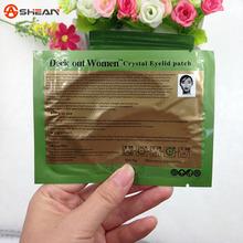 5 pairs 10pcs lot Highly Effective Crystal collagen Eye Mask Remove Black Eye Anti Aging Anti