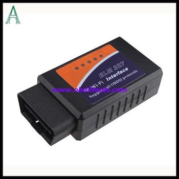 WIFI OBD ELM327 diagnostic adapter ELM327 for iphone and ipad