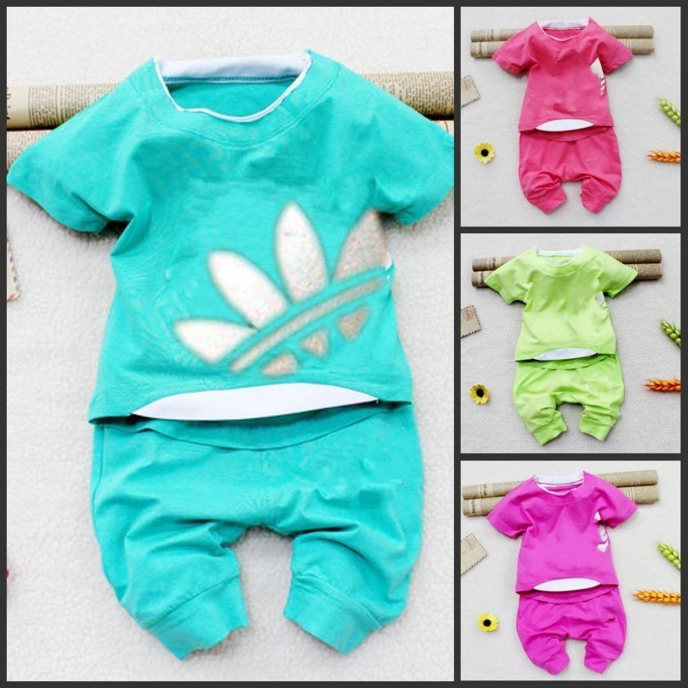 Retail 2015 classic children's brands Boys Clothing Sets Summer Kids Boys Clothes Short Sleeve Shirt + Shorts(China (Mainland))