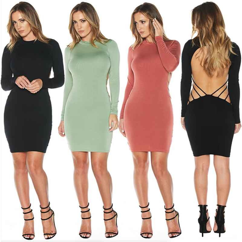 Bodycon Dress RC8057