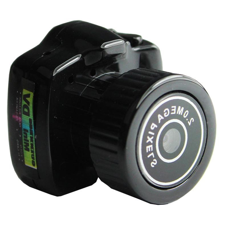 Invisible Spy Mini Camera 480P Y2000 with Photograph Webcam Video Voice Recorder Smallest Camara Hidden Micro Digital Mini Cam(China (Mainland))