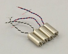 Hubsan 2X CW+2X CCW Motor For H107C H107D X4 Motors Quadcopter Parts Replacement