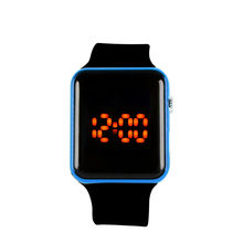 Montre numérique hommes femmes Silicone LED Sport montre-Bracelet numérique(China)