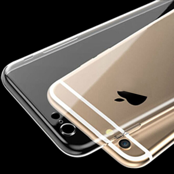 Slim Clear TPU Case For iPhone 6 S 6S 4.7 Inch Silicone Transparent Phone Back Cover For iPhone6 Sil