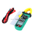 MASTECH MS2108S True RMS Digital AC DC Current Clamp Meter Multimeter Capacitance Frequency Inrush Current Tester