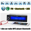 2016 Car Stereo Audio In Dash FM Aux Input SD USB MP3 Radio Player bluetooth handsfreer