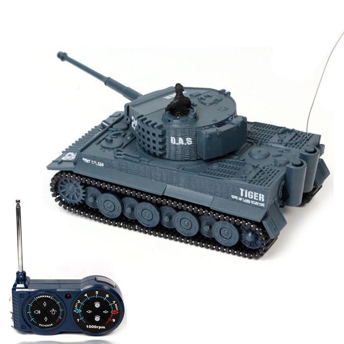 Детский танк на радиоуправлении FlowerLi 1: 72 49 R/C 20
