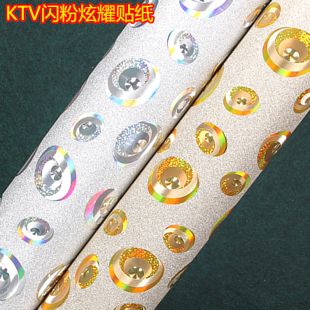 Pvc self adhesive wallpaper gold 3d wall paper for living for Gold self adhesive wallpaper