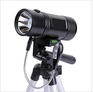 F3 fishing lights night fishing lights 5w double light source blue light charge 4 taiwan lamp caplights lamp