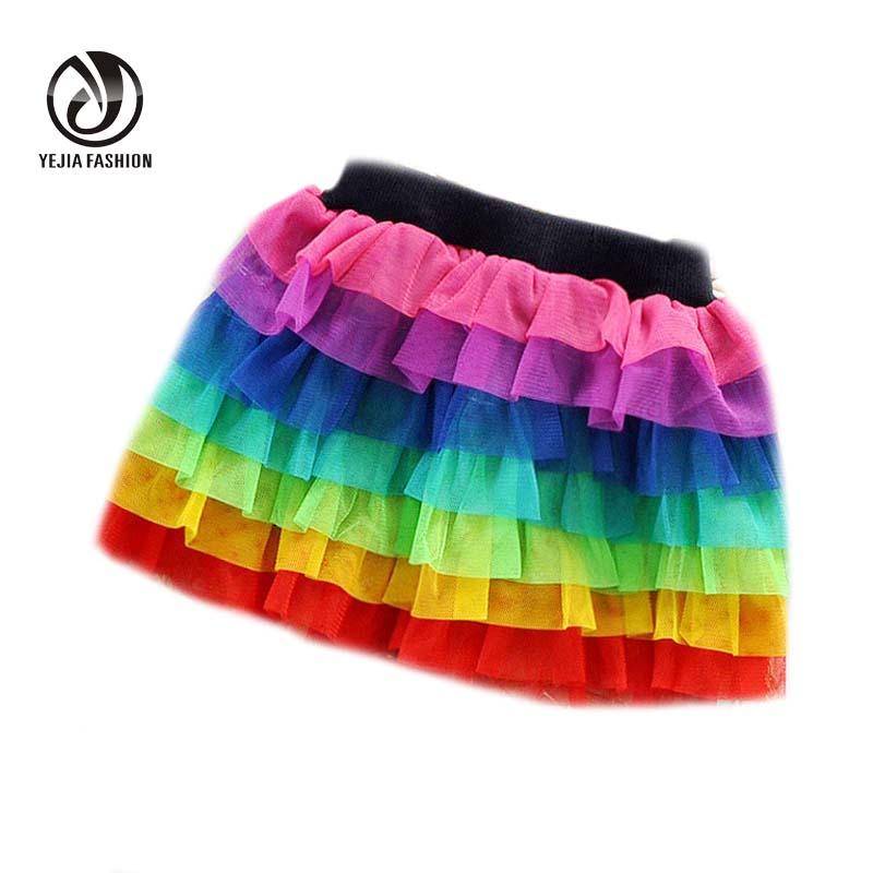 Юбки Из Разноцветного