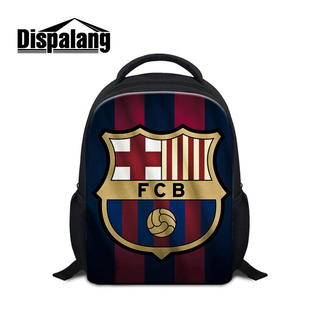Kids Travel Outdoor Sport Backpack Football Children Book Bag 12 Inch Mini School Bags For Teenagers Girls Boys Mochila Feminina(China (Mainland))