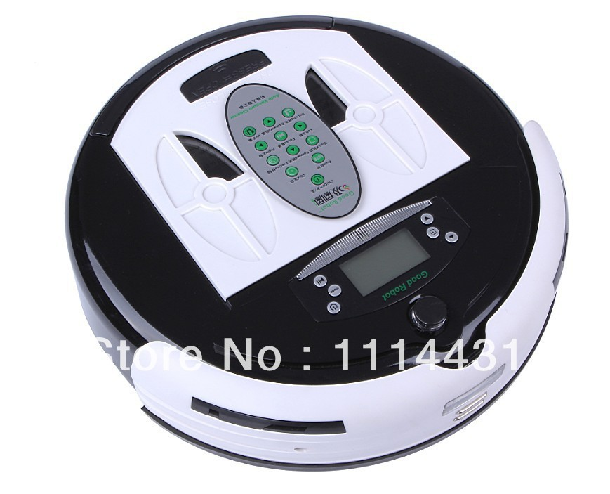 (Free to Russia)4 in 1 Super Robot Vacuum Cleaners Portable industrial Cleaning Machine Black Sweeper for Floor Carpet Decker(China (Mainland))