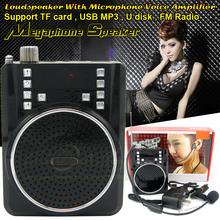 Portable Amplifier Caixa De Som Speakers Audio Mini Altavoces Speaker Support SD/TF Card USB U Disk FM Radio MP3 Music Player PC
