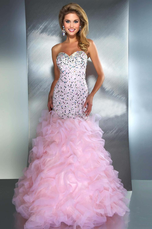 Popular Blue Pink Prom Dress-Buy Cheap Blue Pink Prom Dress lots ...
