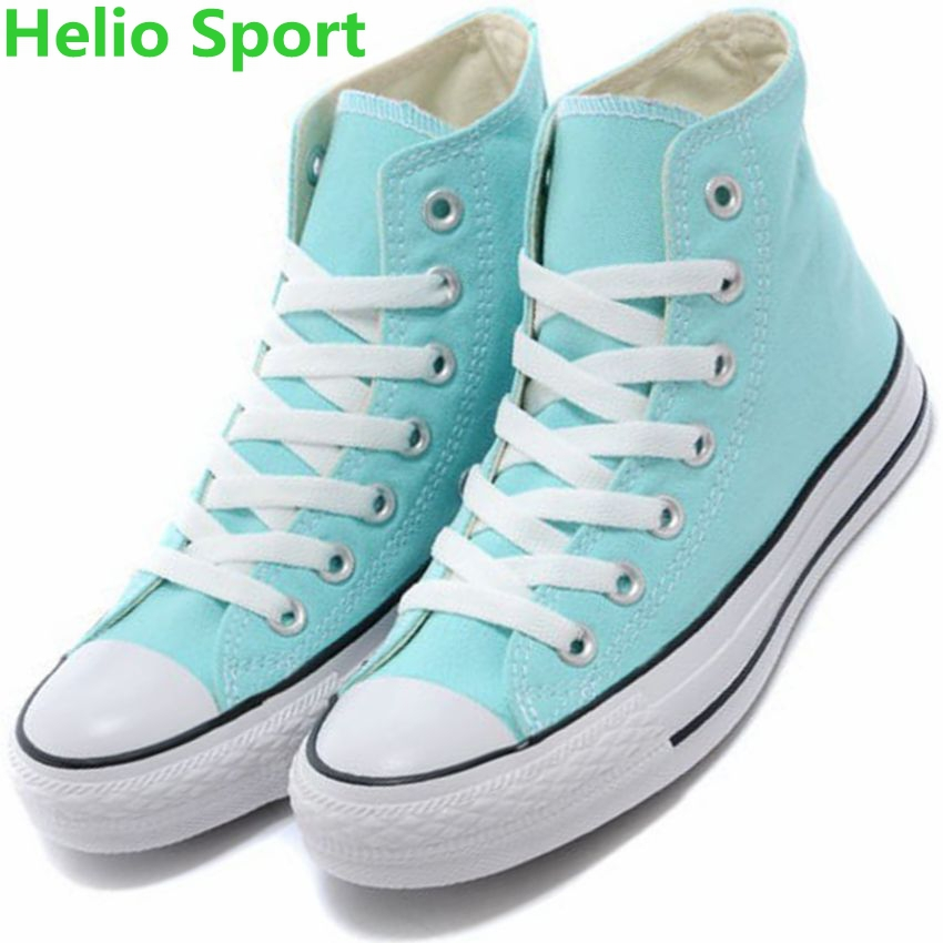 Canvas fashion sneakers women Classic high sport Shoes Breathable Casual Sneakers for women Canvas star flat Board Shoes sn18d88(China (Mainland))
