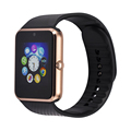 2016 newest Bluetooth Smart Health Watch mobile phone with SIM card for Apple Samsung Smartwatch GT08