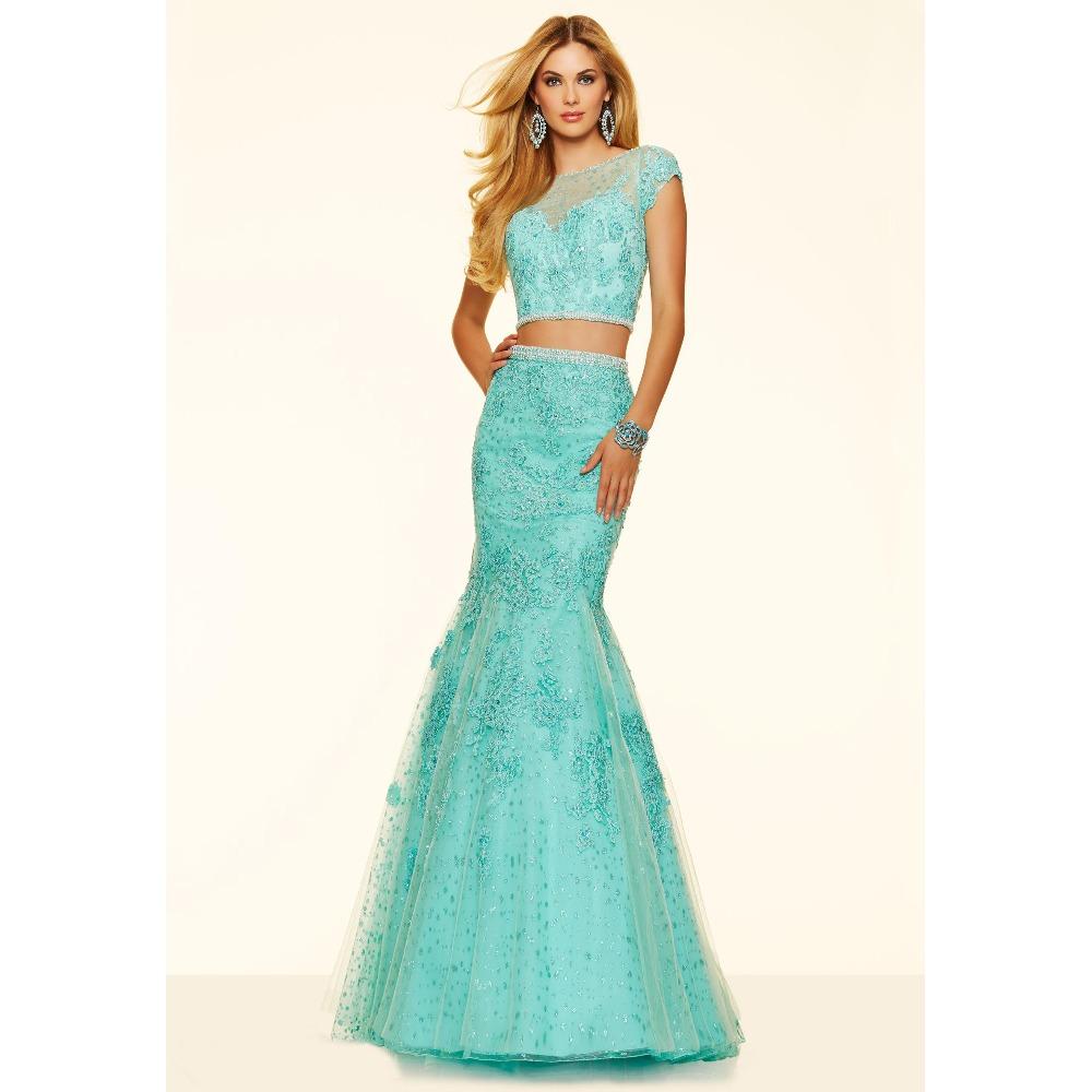 plus size 2 piece prom dresses 2015 | Dress images