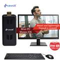 Meegopad T07 Cherry Trail Win10 With Smart Quiet Fan Z8300 2GB 32GB Intel Quad Core HDMI