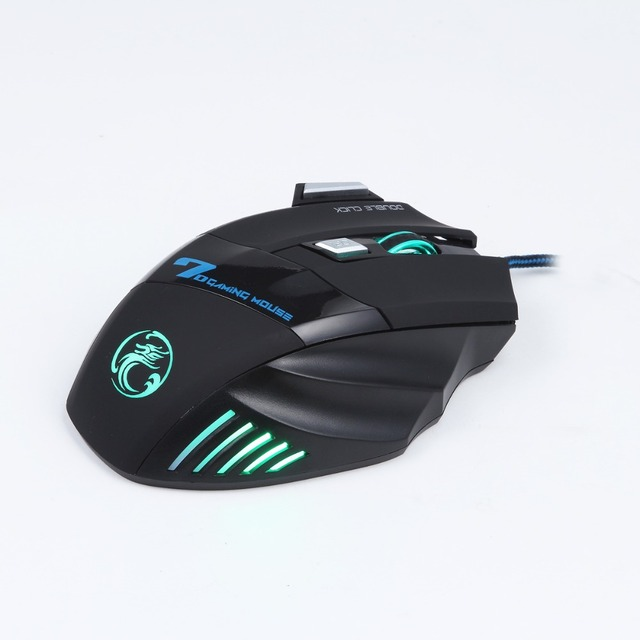 5500 DPI Gaming Mouse