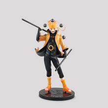 Naruto Shippuuden figure naruto sabio Rikudousennin Modo PVC Action Figure Anime Toys Collectible Model Toy Doll 21CM T445