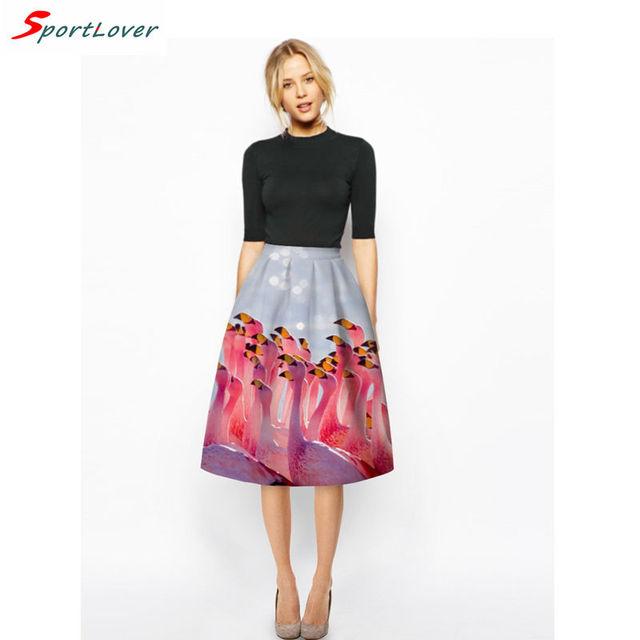 A Line Skirt 2016