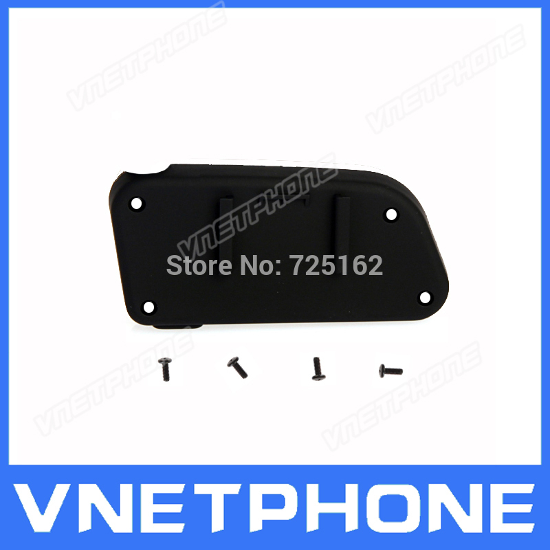 free shipping 1 pcs back cover platic Accessories for V6-1200M motorcycle Bluetooth Helmet Interphone Intercom vnetphone(China (Mainland))