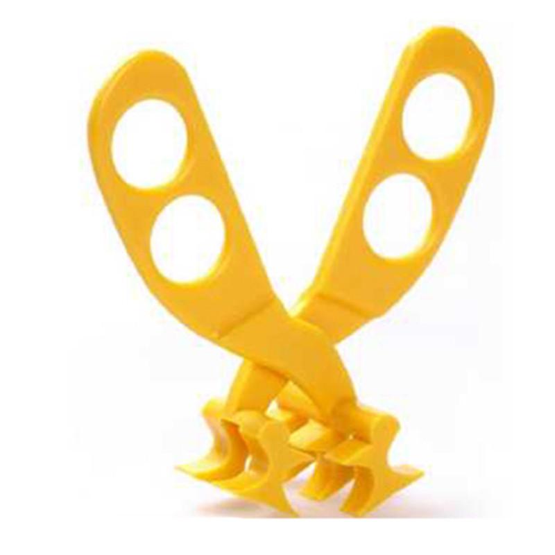 профессиональный пластиковый детское питание ножницы Блистерные