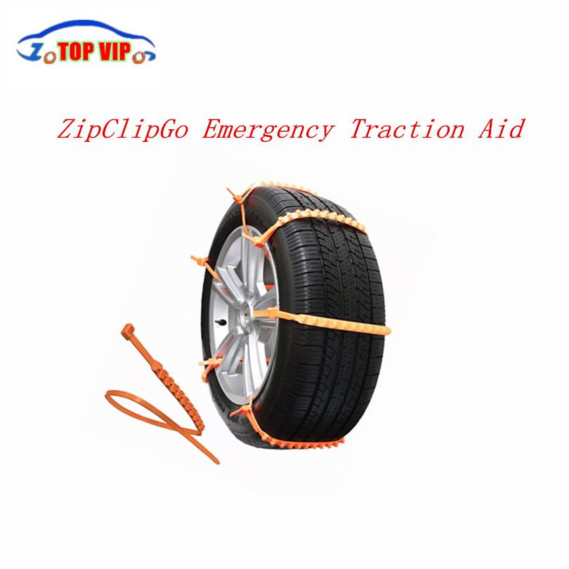 Высокое качество ZipClipGo аварийного тяги помощь можно использовать 10 - 22 дюйм(ов) автомобили, Внедорожников, Грузовики в то время как Stucking в грязи, Снега или льда