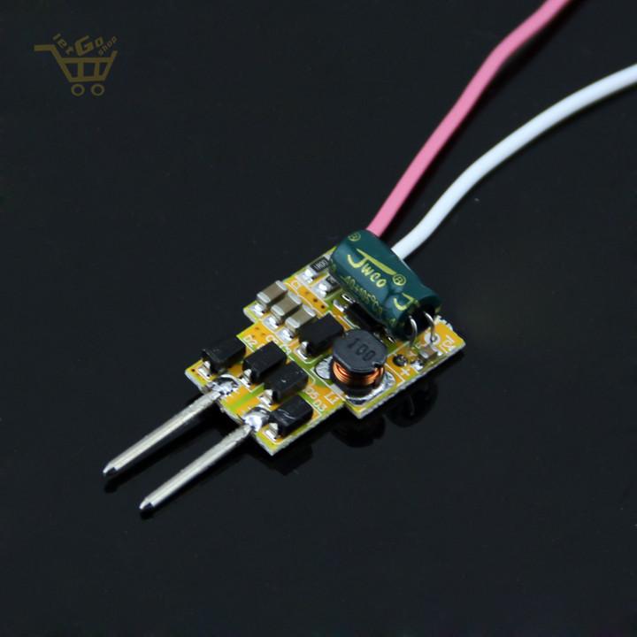 Трансформатор освещения LE 5pcs/mr16 4/7x1w DC 12V , DR-0007