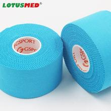Sports Tape blue color for athlete strong stickness Zigzag Edge Athletic Tape Finger Protection 2rolls/lot Free Shipping(China (Mainland))